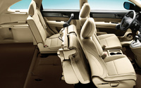 2010 Honda CR-V, Interior View, manufacturer, interior