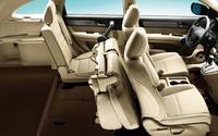 2010 Honda CR-V, Interior View, interior, manufacturer