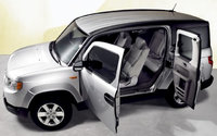 2010 Honda Element, Left Side View, exterior, interior, manufacturer