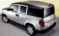 2010 Honda Element, Back Left Quarter View, exterior, manufacturer