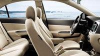 2010 Hyundai Accent, Interior View, interior, manufacturer