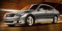 2010 Infiniti M35 Picture Gallery