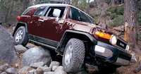 2010 Toyota FJ Cruiser Overview