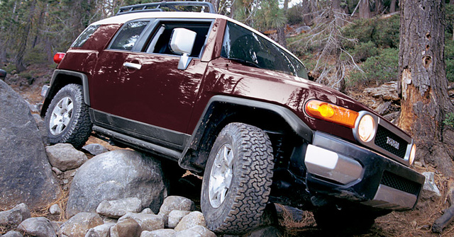 2010 toyota fj cruiser overview cargurus. Black Bedroom Furniture Sets. Home Design Ideas