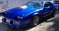 1991 Chevrolet Camaro RS, 1991 Chevrolet Camaro 2 Dr RS Hatchback picture