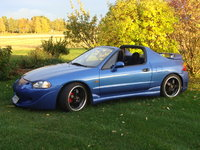 Picture of 1993 Honda Civic del Sol 2 Dr Si Coupe, exterior