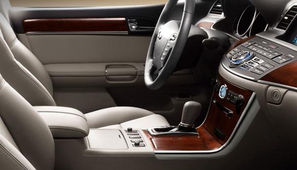 2010 Infiniti M45 Sedan