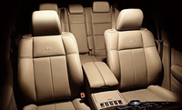 2010 Infiniti M45, Interior View, manufacturer, interior