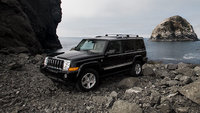2010 Jeep Commander Picture Gallery