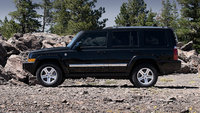 2010 Jeep Commander, Left Side View, exterior, manufacturer, gallery_worthy