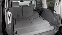 2010 Jeep Commander, Interior Cargo View, interior, manufacturer