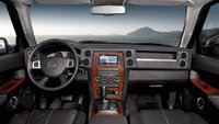 2010 Jeep Commander, Interior View, interior, manufacturer, gallery_worthy
