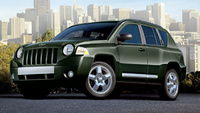 2010 Jeep Compass, Front Left Quarter View, manufacturer, exterior