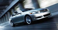 2010 Lexus GS 350, Front Right Quarter View, exterior, manufacturer