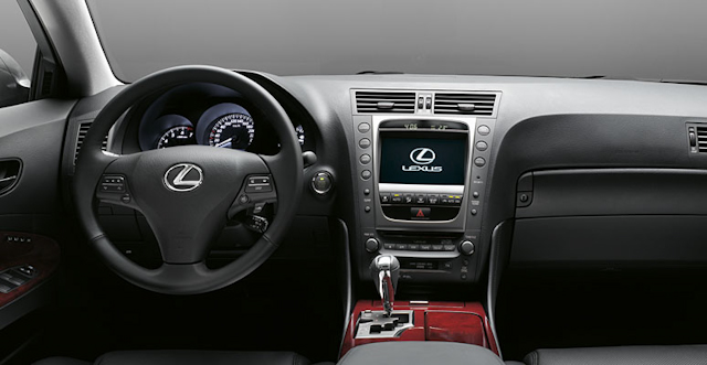 2010 Lexus Gs 350 Interior View Interior Manufacturer
