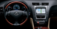 2010 Lexus GS 450h, Interior View, manufacturer, interior