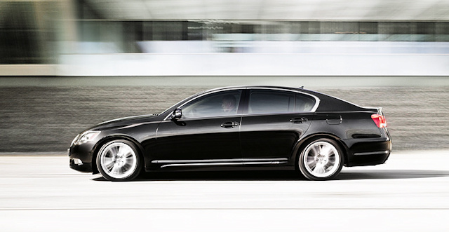 2010 Lexus GS 450h, Left Side View, exterior, manufacturer
