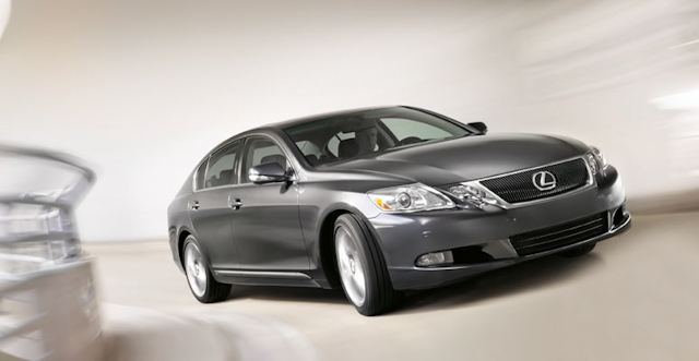 2010 Lexus GS 460, Front Right Quarter View, manufacturer, exterior
