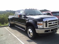Picture of 2009 Ford F-450 Super Duty Lariat Crew Cab 4WD, exterior, gallery_worthy