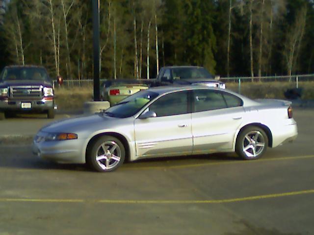 2000 Pontiac Bonneville - Pictures - 2000 Pontiac Bonneville SLE pi ...