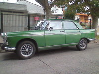 1971 Peugeot 404 Overview