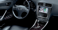 2010 Lexus IS F, Interior View, interior, manufacturer