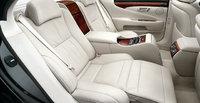 2010 Lexus LS 460, Interior View, interior, manufacturer