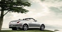 2010 Lexus SC 430, Back Right Quarter View, manufacturer, exterior