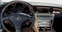 2010 Lexus SC 430, Interior View, manufacturer, interior