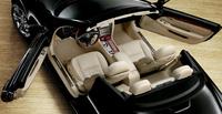 2010 Lexus SC 430, Overhead View, exterior, interior, manufacturer