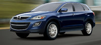 2010 Mazda CX-9, Front Left Quarter View, exterior, manufacturer