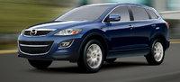 2010 Mazda CX-9, Front Left Quarter View, exterior, manufacturer, gallery_worthy