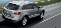 2010 Mazda CX-9, Back Right Quarter View, manufacturer, exterior