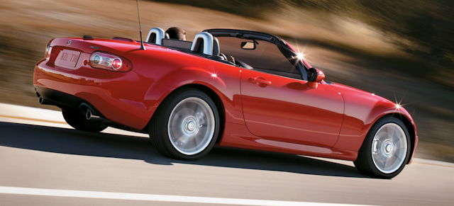 2010 Mazda MX-5 Miata  Pictures