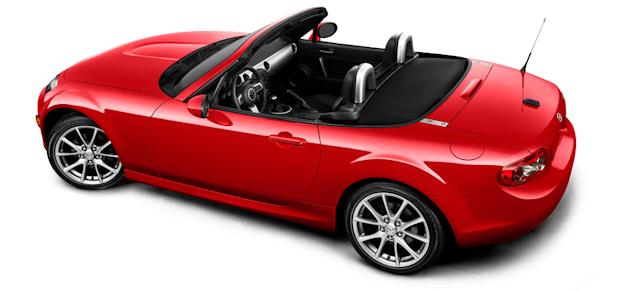 2010 Mazda Miata Mx 5. 2010 Mazda MX-5 Miata,
