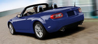 2010 Mazda MX-5 Miata, Back Left Quarter View, exterior, manufacturer