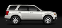 2010 Mazda Tribute, Right Side View, exterior, manufacturer