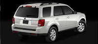 2010 Mazda Tribute, Back Right Quarter View, exterior, manufacturer