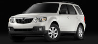 2010 Mazda Tribute, Front Left Quarter View, exterior, manufacturer