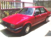 1984 Ford Laser Overview