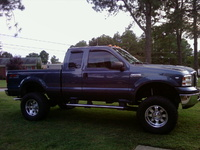 Picture of 2007 Ford F-250 Super Duty Lariat Super Cab 4WD, exterior