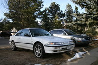 Picture of 1991 Acura Integra LS Special Hatchback, exterior