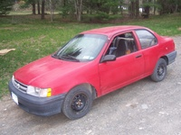 1993 Toyota Tercel 2 Dr DX Coupe picture, exterior