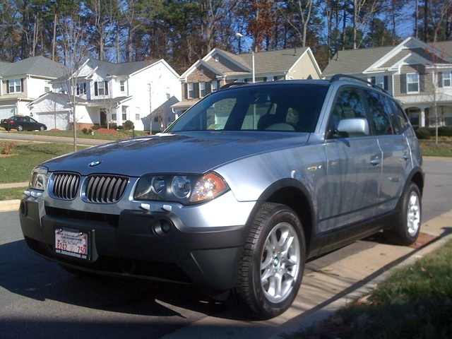 Picture of 2004 BMW X3 2.5i AWD, exterior, gallery_worthy