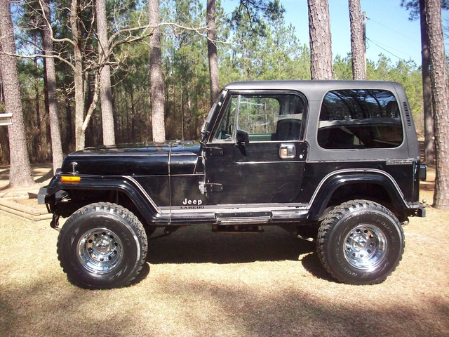 Picture of 1988 Jeep Wrangler, exterior