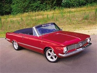 1964 Plymouth Valiant Overview