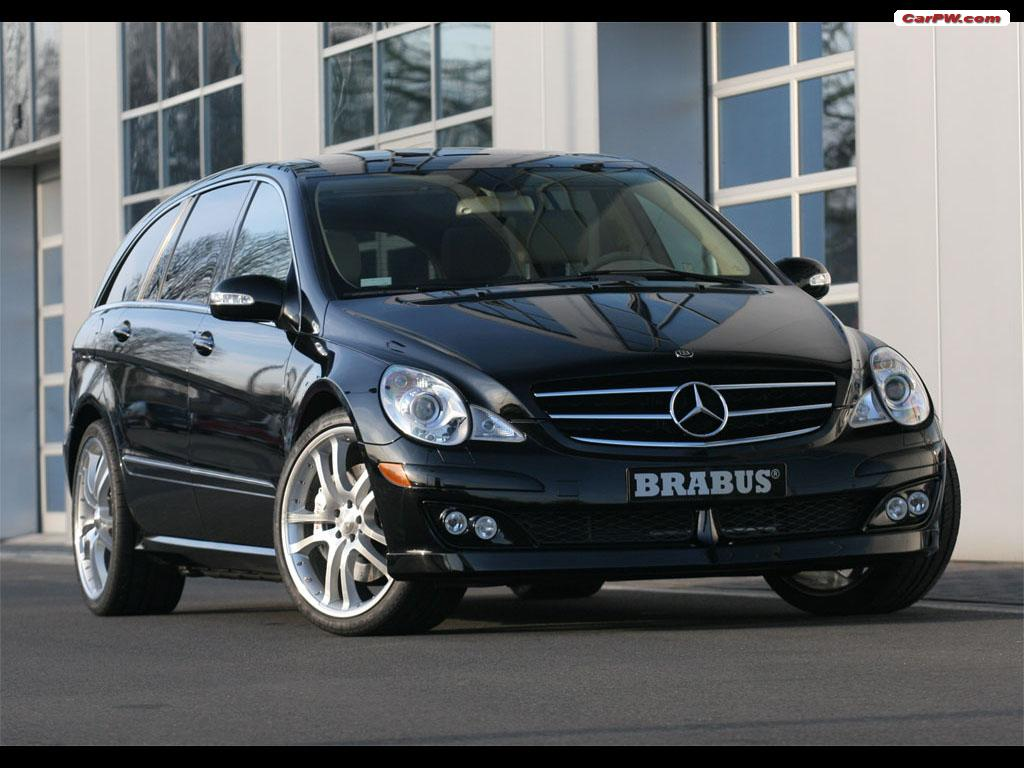 Picture of 2008 Mercedes-Benz R-Class