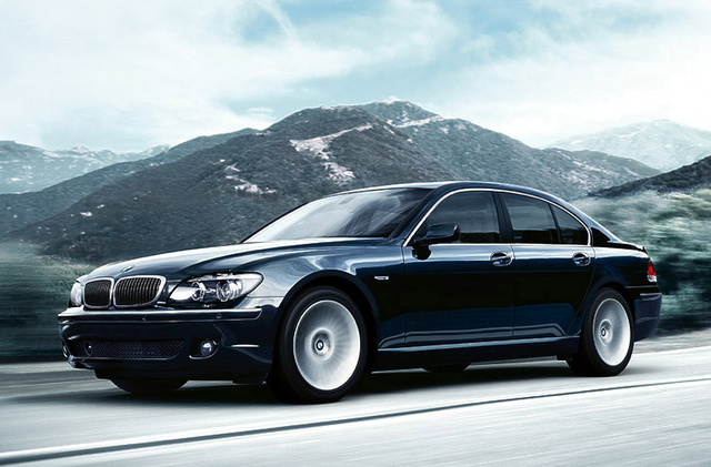 BMW Series Pictures CarGurus - 2009 bmw 745li