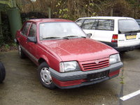 1987 Opel Ascona Overview