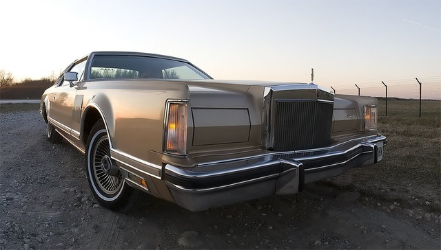 Picture of 1979 Lincoln Continental, exterior, gallery_worthy
